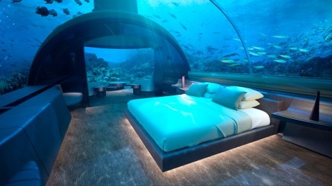 The World's First Underwater Villa