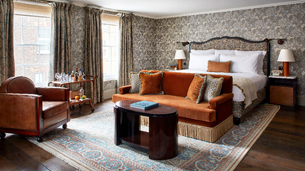 Soho House's New Kettner's Townhouse