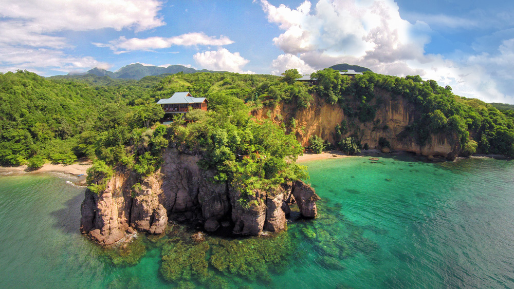 Secret Bay Dominica