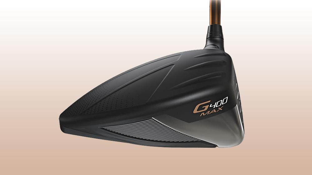 Ping G400 Max driver golf