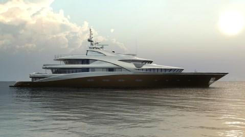 AES Yachts Victoria Gresham Yacht Design H2 Yacht Design