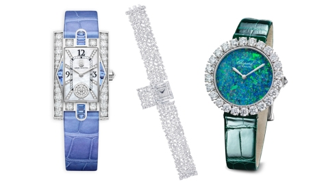 Baselworld 2018: 5 of the Best High-Jewelry Timepiece