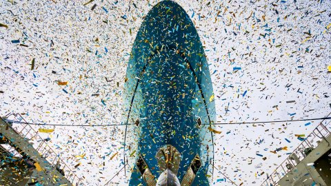 Turquoise Yachts Go Turkey Superyacht H2 Design