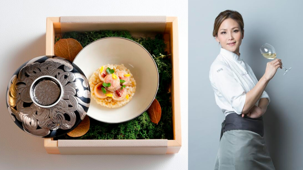 Hong Kong Chef Vicky Lau