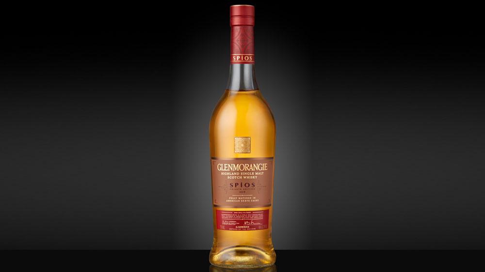 Glenmorangie Private Edition 9 Spios whisky scotch highland