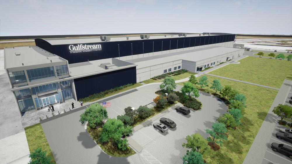 Gulfstream service center savannah georfgia