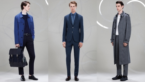 Canali Impeccabile 2.0 Collection