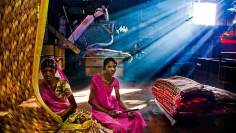 Rajasthan textiles