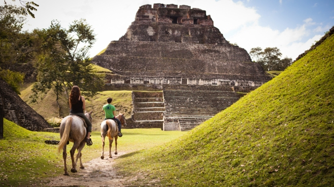 Xunatunich Maya