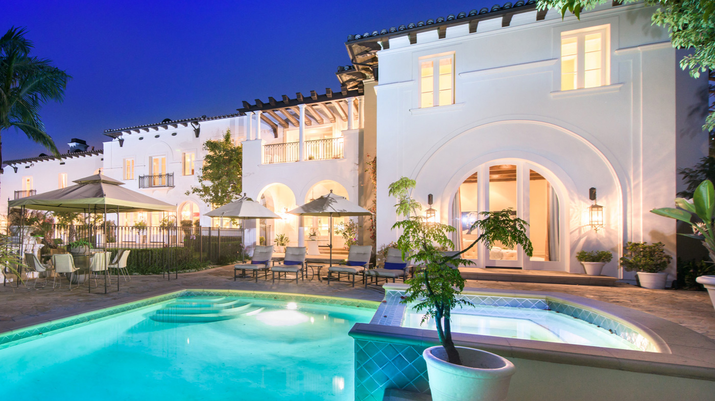 Holmby Hills property