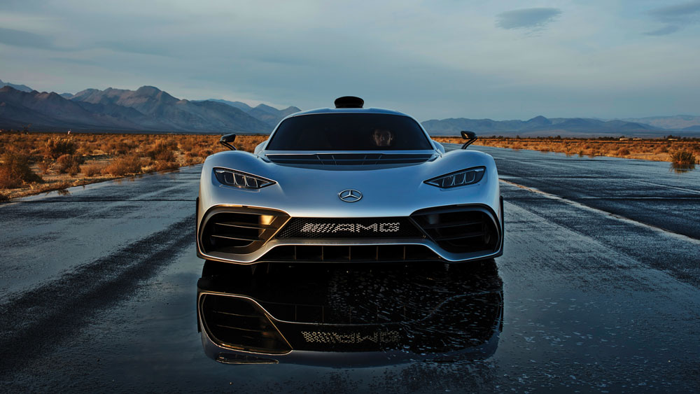 Project One by Mercedes-AMG