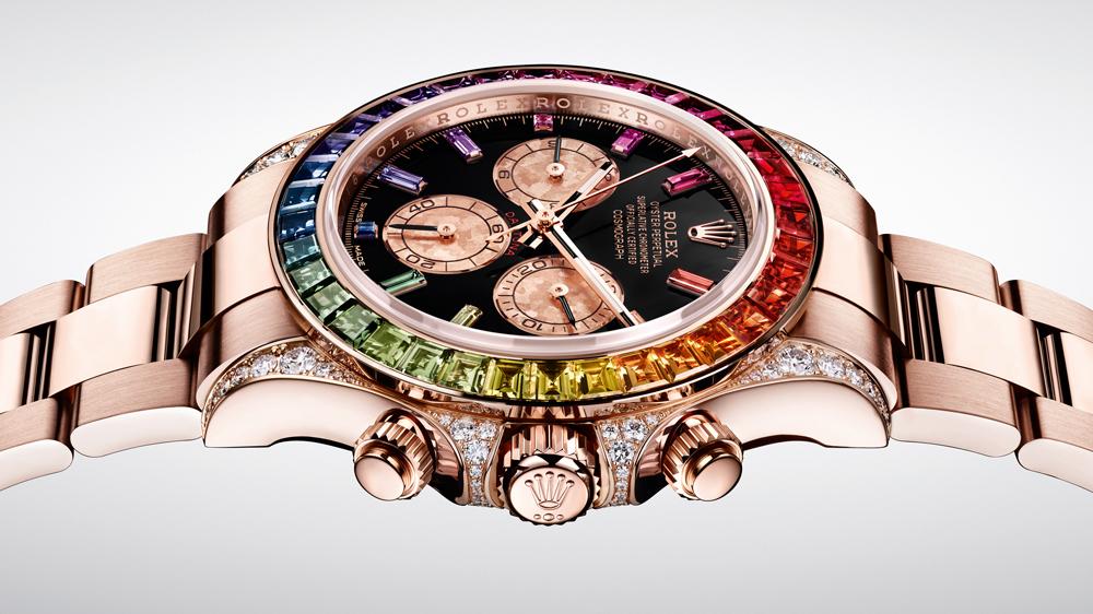 Rainbow Rolex Cosmograph Daytona