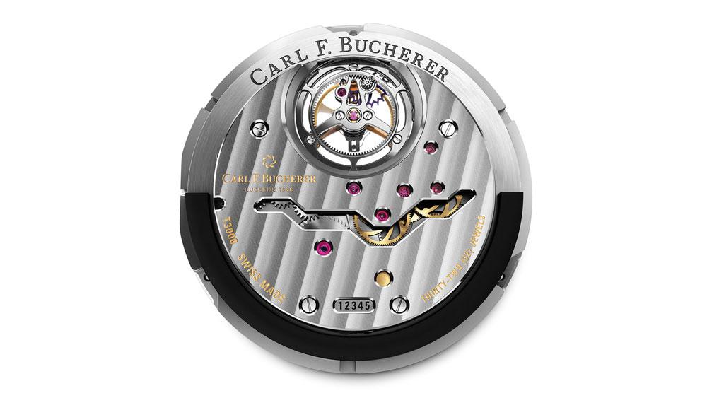 Carl F. Bucherer Manero Tourbillon Double Peripheral