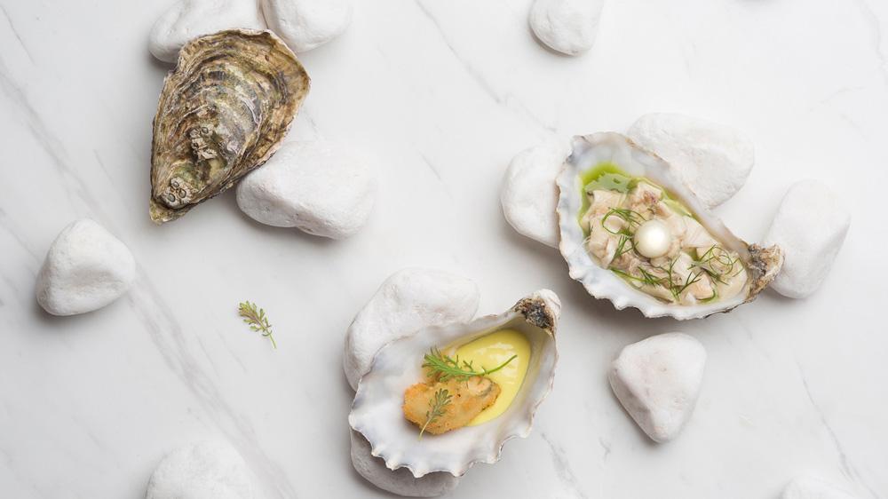 Odette oysters