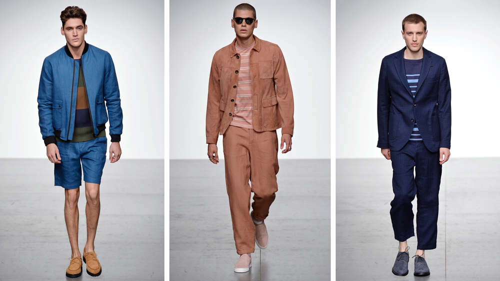 Oliver Spencer's spring collection