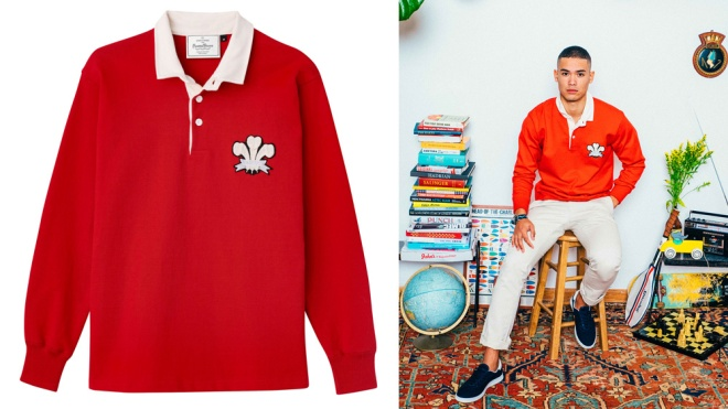 Rowing Blazers Rugby Shirts
