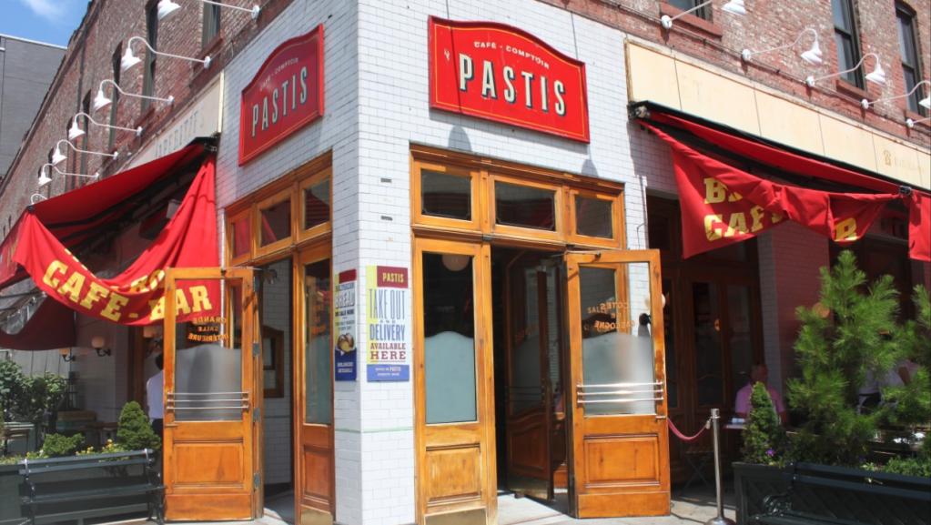 pastis new york