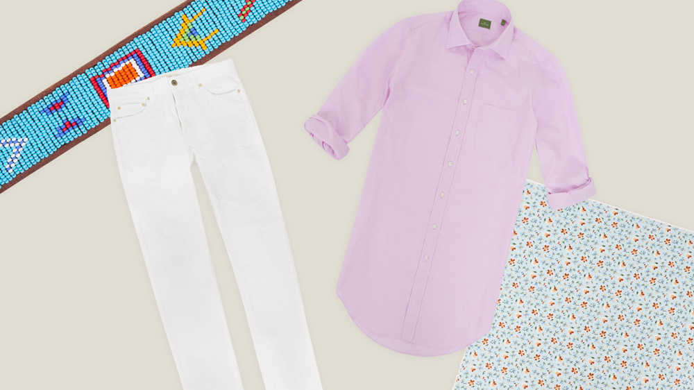 Best Men's Spring Clothing from Sid Mashburn