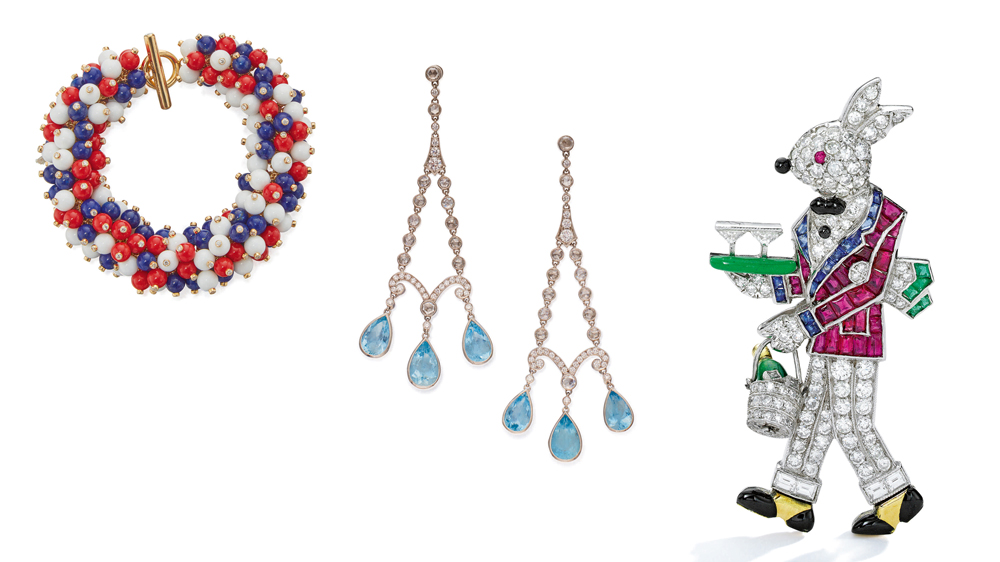 Sotheby's Spring Jewelry