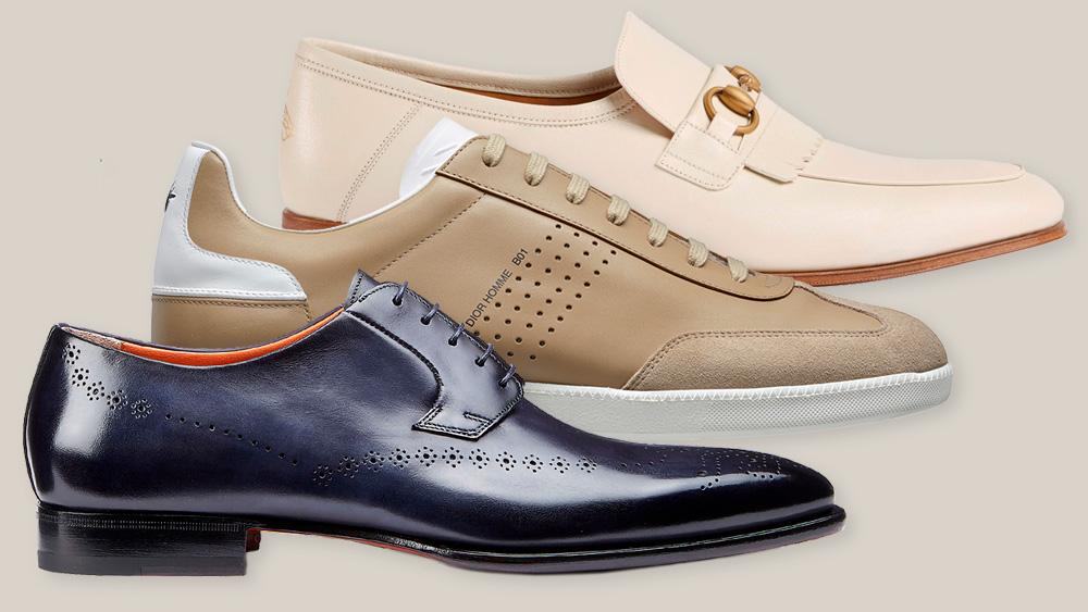 Best Men's Shoes for Spring