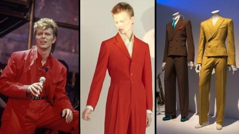 David Bowie Fashion