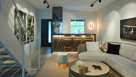 Stephan Weishaupt's Toronto Home