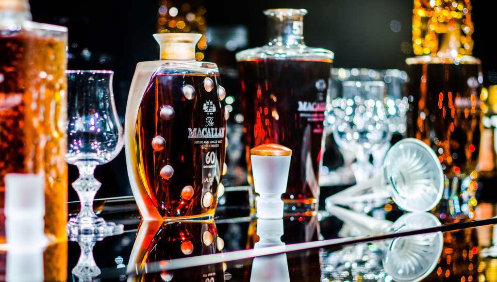 The Macallan Legacy Collection