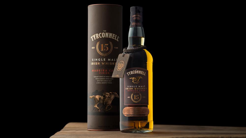 Tyrconnell 15 Year Old Madeira Cask Finish Single Malt Irish Whiskey