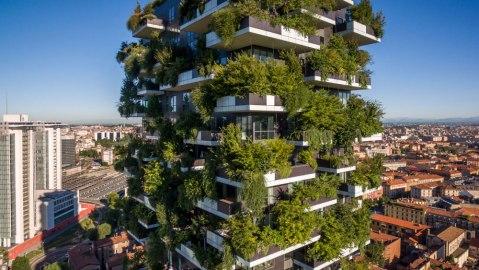 Stefano Boeri's Vertical Forests