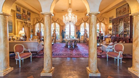 Villa Mare interior