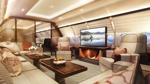 Winch Design Elements aircraft