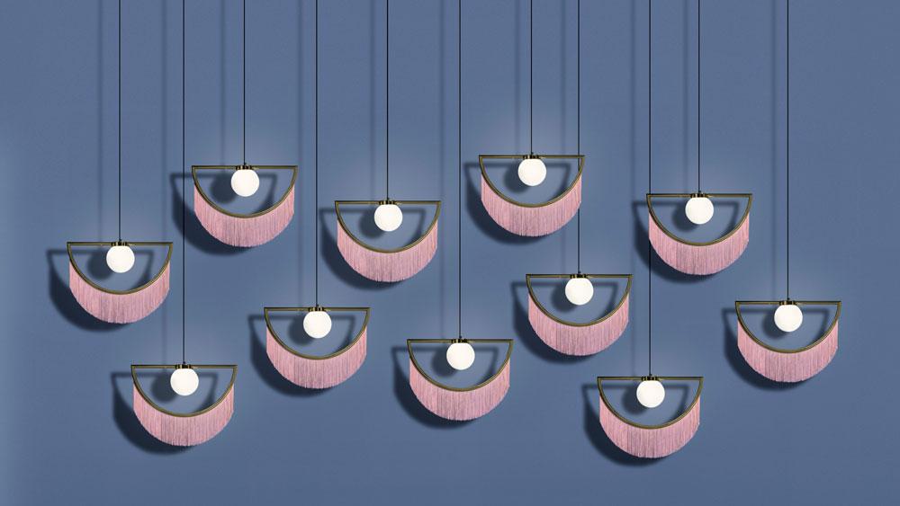 The Wink pendant lighting
