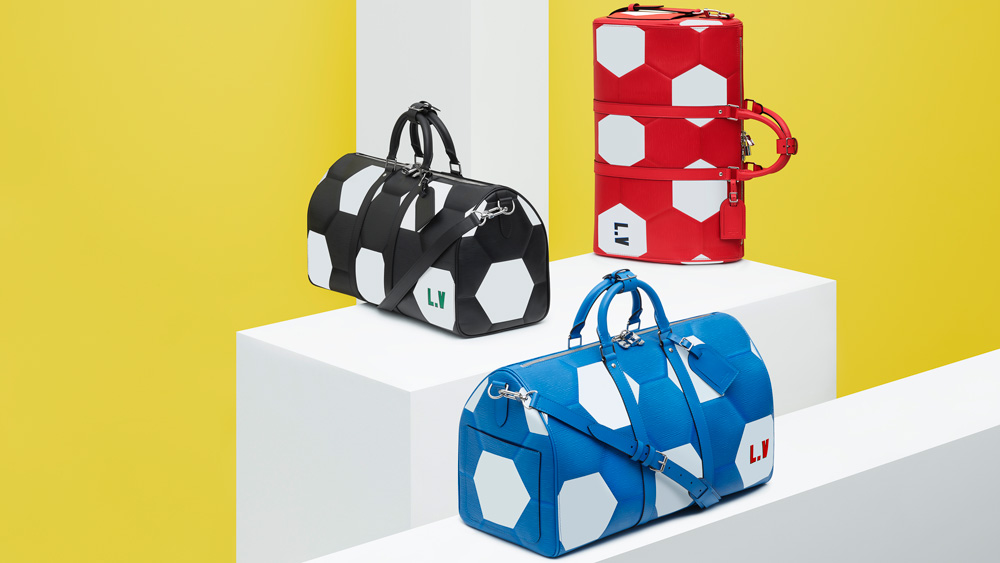 Louis Vuitton 2018 FIFA World Cup Official Licensed Product Collection