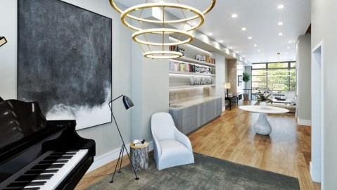 New York City luxury rental