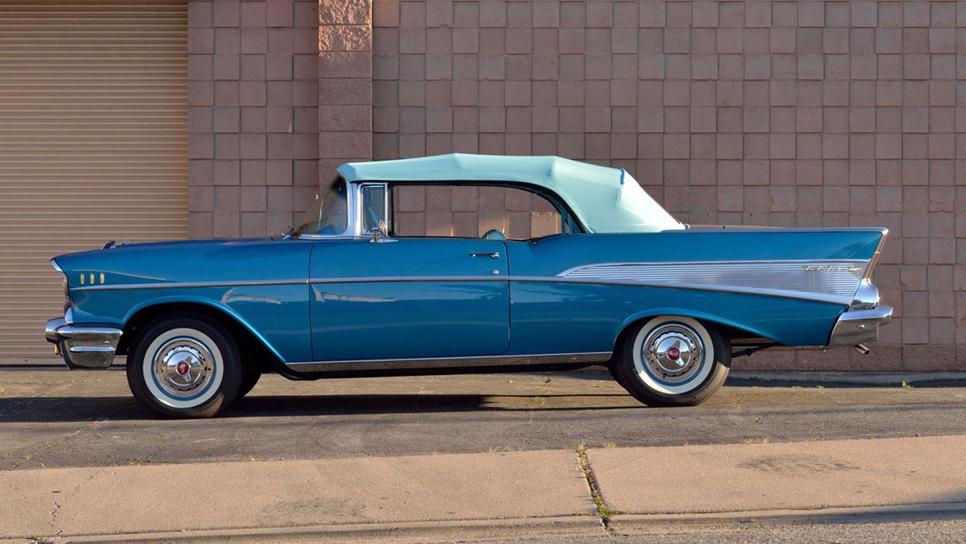 Kelebihan Chevrolet Bel Air 1957 Murah Berkualitas