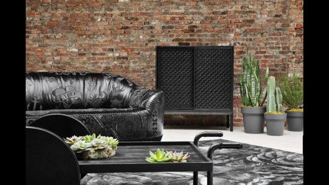Marcel Wanders Natuzzi Agronomist furniture