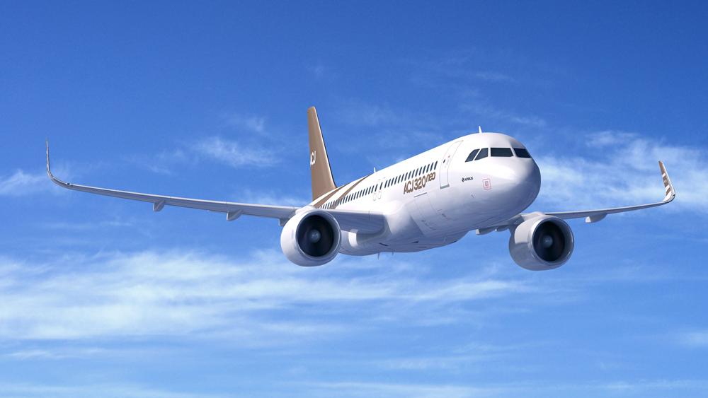 Airbus ACJ320 Neo
