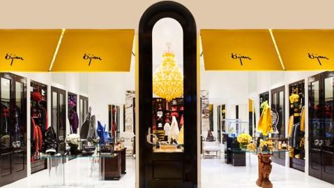 Bijan's New Boutique in Las Vegas