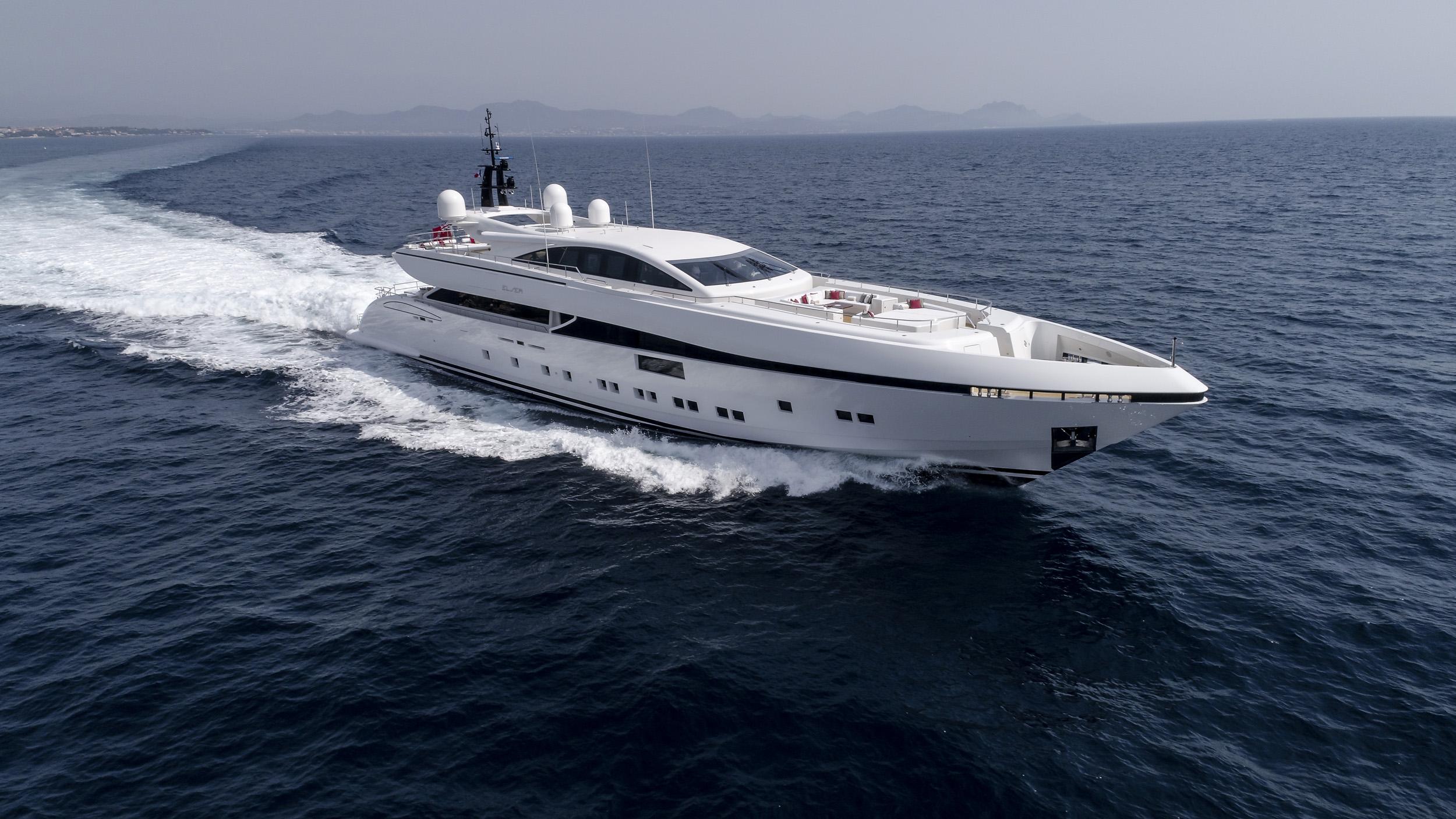 CCN Elsea yacht