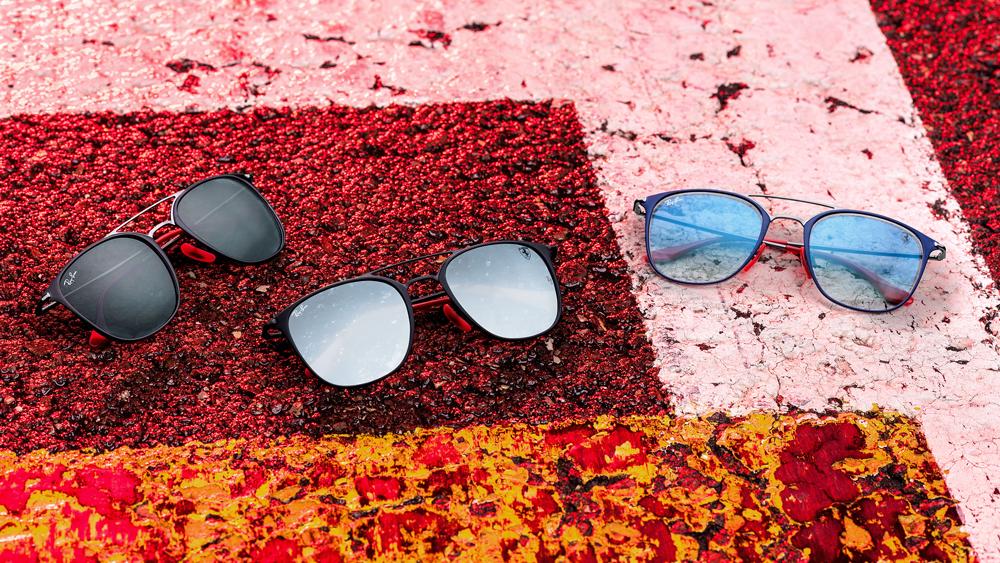 Ray-Ban for Scuderia Ferrari 2018 Sunglasses