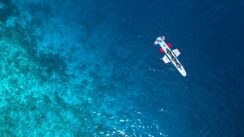 Super Falcon 3S Submarine