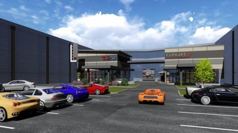 FlexJet Private Terminal Dallas