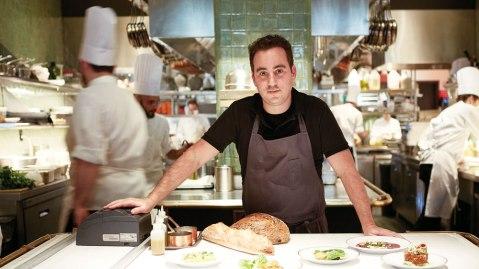 Chef Daniel Rose