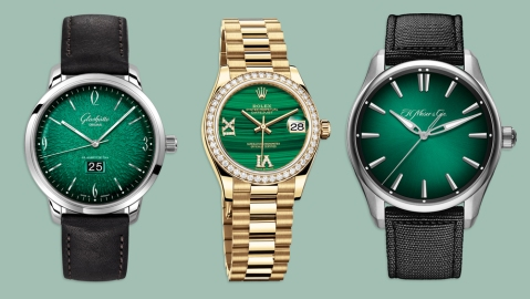 Green Watches