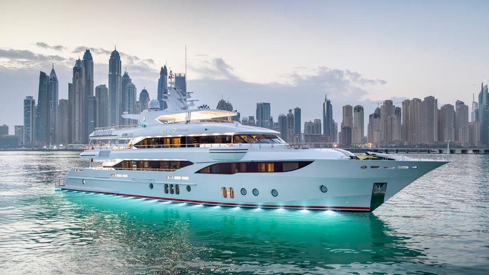 Gulf Craft Sehamia yacht