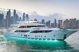 Gulf Craft Sehamia yacht