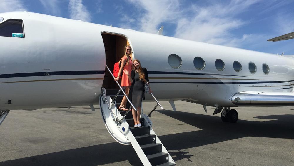Magellan Jets 10-Hour College Tour