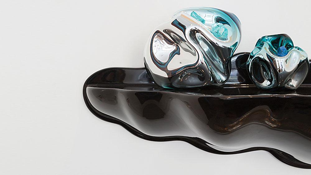 Jeff Zimmerman glass objects