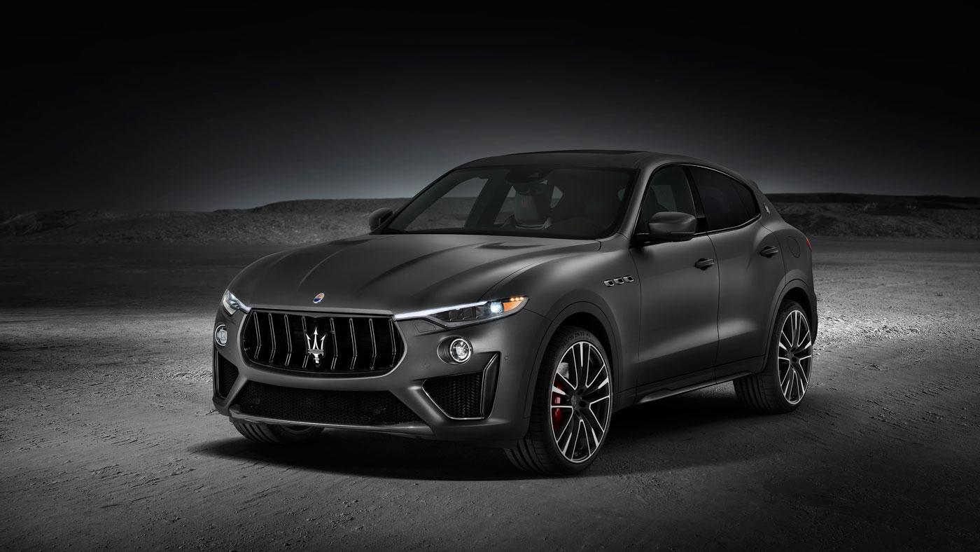 Robb Report Looks At Maserati S New Levante Trofeo Luxury Suv Robb Report