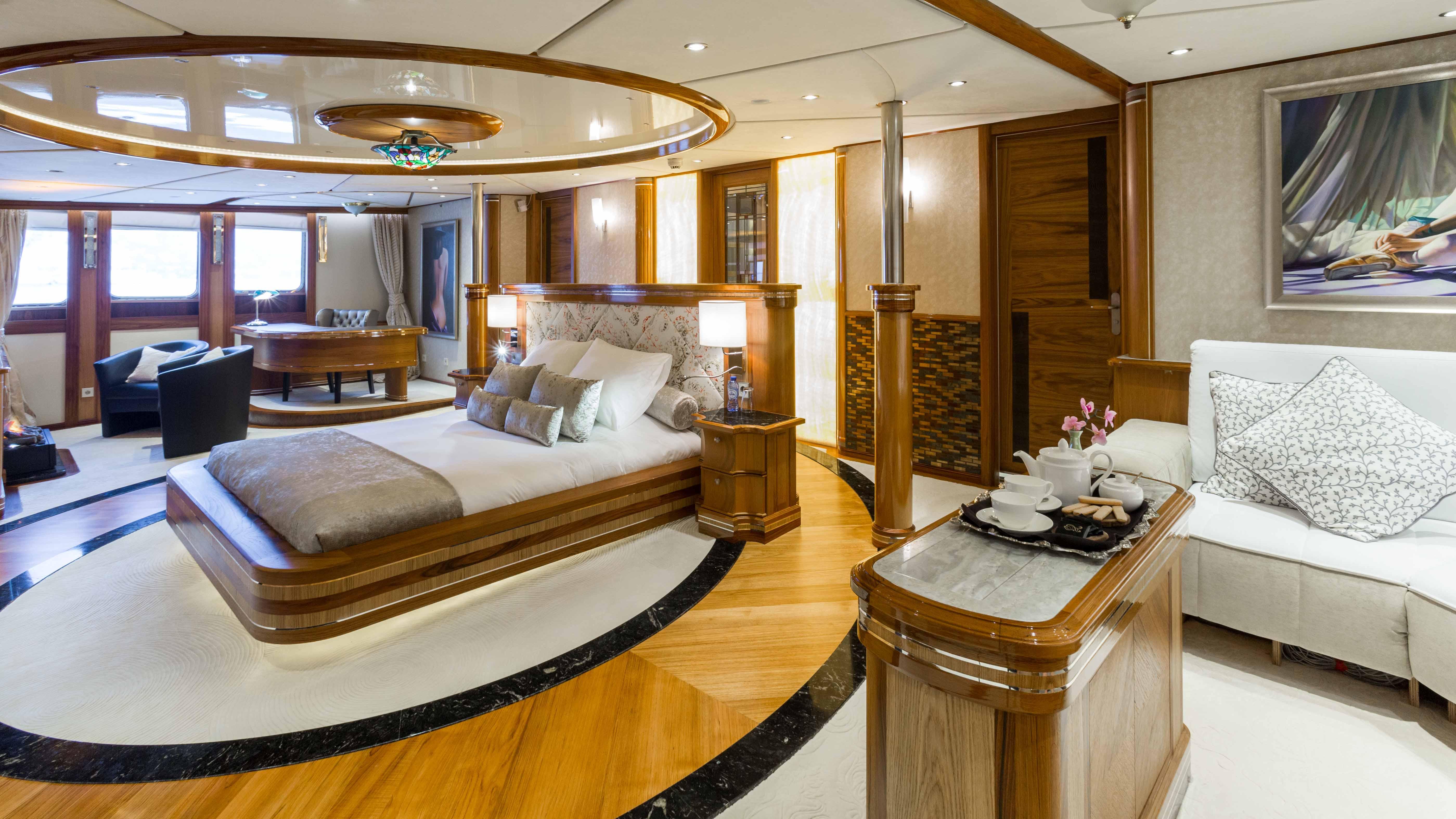 Explorer Yacht Legend Robb Report